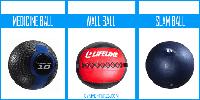 Medicine Balls Vs Wall Balls Vs Slam Balls Comparison