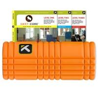 Triggerpoint Grid Foam Roller With Smrt Core Dvds