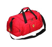 Ferrari Sports Gear Red Mens Gym Bag