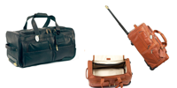 Claire Chase Rolling Duffel