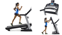 Nordic Track Commercial 1750 Treadmill Review Best Treadmills For The Home