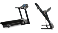 Bladez Fitness T500i Treadmill Folding Treadmill For Home Gym