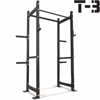 Titan T 3 Series Hd Power Rack Squat Deadlift Lift Cage Bench Stand Cross Fit