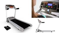 Yowza Fitness Daytona Professional Grade Non Folding Treadmill