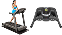 Horizon Fitness T101 04 Treadmill Best Treadmills