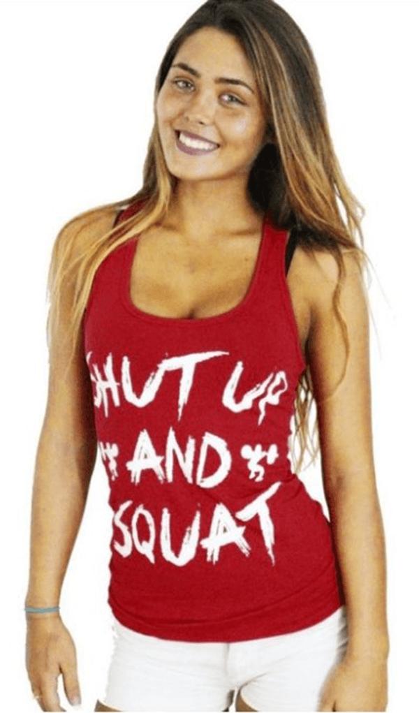 8.-Robiear-Women-Workout-T-shirt