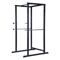 Soozier Ultimate Strength Training Power Lifting Cage Squat Rack