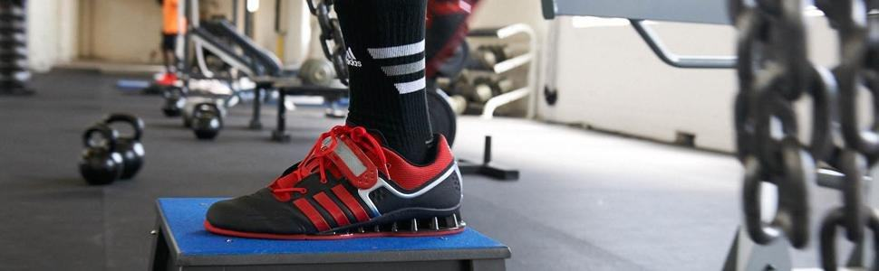 Adidas Adipower Weighlifting Shoes - Best Gym Shoes