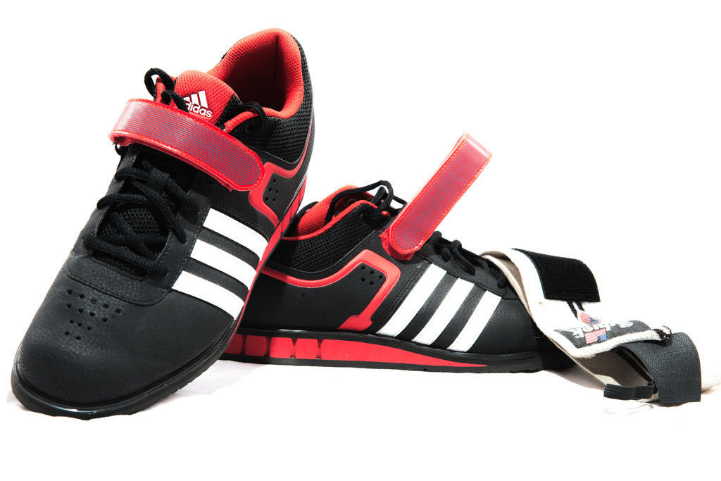 Adidas Powerlift.2 Trainer Shoe - Unlaced - Best Gym Shoes - Final
