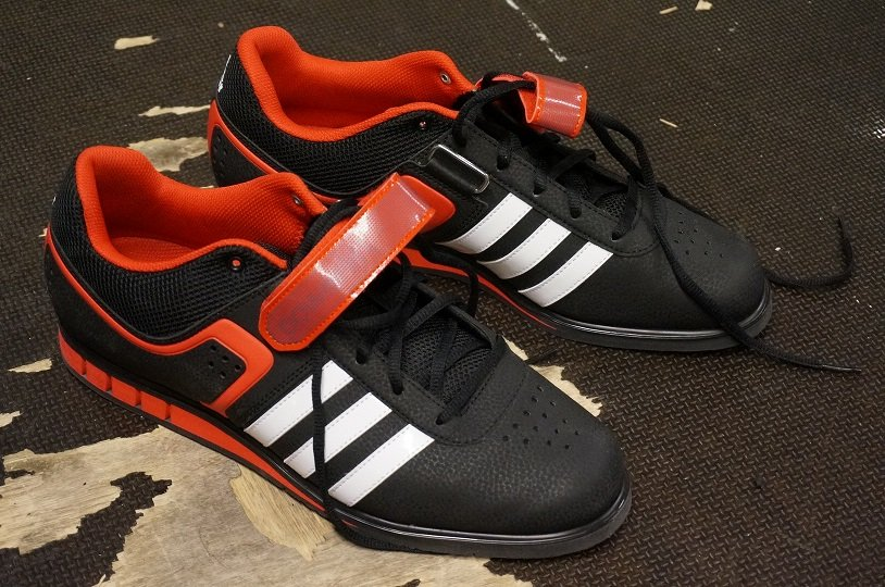Adidas Powerlift.2 Trainer Shoe - Unlaced - Best Gym Shoes