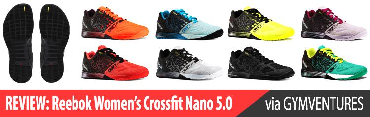 Reebok CrossFit Nano 5.0 [REVIEW]