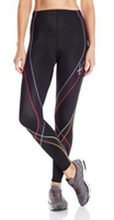 Cw X Womens Pro Running Compression Tights