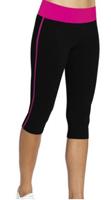 Ilovesia Women's Tight Capri Compression Leggings