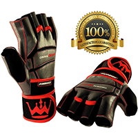 Crown Gear Dominator Weightlifting Gloves