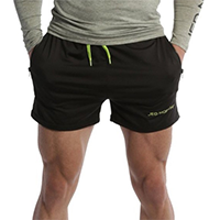 Fitted Lifting Shorts