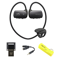 Sony 4gb Bluetooth Sports Wearable Mp3 Player