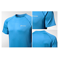 Tesla Running Short Sleeve Top