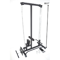 Lat Machine Pull Down By Atlas