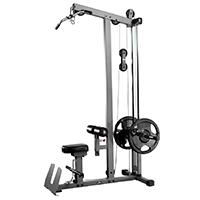 Xmark Lat Pulldown And Low Row Cable