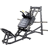 Best Leg Press Machine and the Best Hack Squat Machine