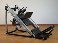 Model Hls2000 Hack Squat Leg Press