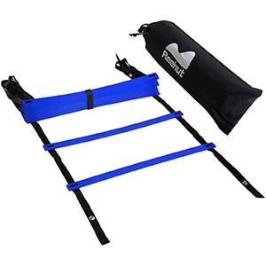 reehut-durable-agility-ladder-with-bonus-carry-bag