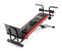 Weider Ultimate Body Works Best Compact Home Gym Equipment
