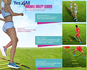 yes4all-durable-agility-ladder-best-speed-ladder-for-fitness