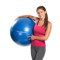 Anti Slip Fitness Ball By Dynapro