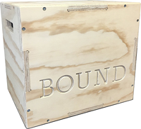Bound 3 In 1 Wood Plyo Box Best Plyometric Boxes