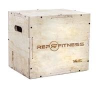 Best Jump Box Rep 3 In 1 Wood Plyo Box For Crossfit And Conditioning