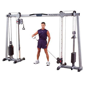 Body Solid Cable Crossover Functional Trainer