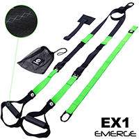Emerge's Suspension Trainer Workout Straps