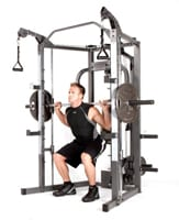 Marcy Combo Top Smith Machine