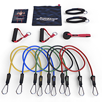 Master Of Muscle Resistance Bands