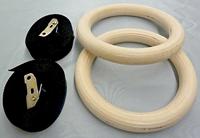Nexpro Wood Gymnastic Rings