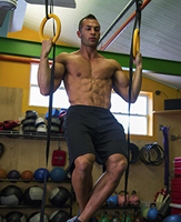 Nayoya Quality Gymnastic Rings For Full Body Strength And Crossfit Training