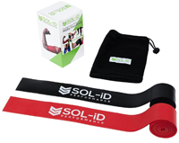 Premium Floss Resistance Band Set From Sol Id Performance