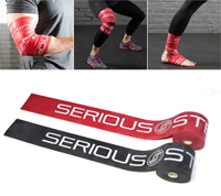 Serious Steel Mobility And Recovery (floss) Bands