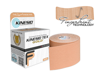 The Best Kinesiology Tape (2 Inches X 16.4 Feet) By Kinesio