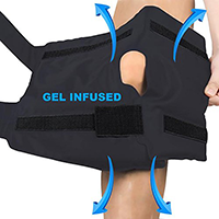 The Recovery's Knee Sleeve For Runner Knee Support