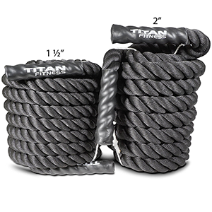 Titan 30′ 40′ 50′ Poly Battle Rope