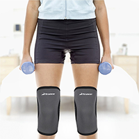 Trideer's Knee Support Brace For Powerlifting, Weightlifting, Squats And Crossfit