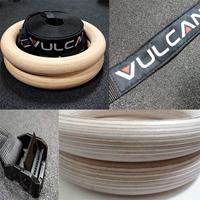 Vulcan Elite Wood Best Gymnastic Rings