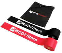Wodfitters Best Floss Band For Muscle Compression