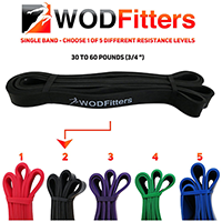 Wodfitters Pull Up Stretch Resistance Band