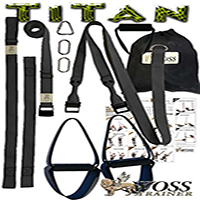 Woss Titan Premium Suspension Trainer