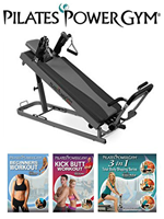 Pilates Power Gym 'plus' The Ultimate Pilates Reformer