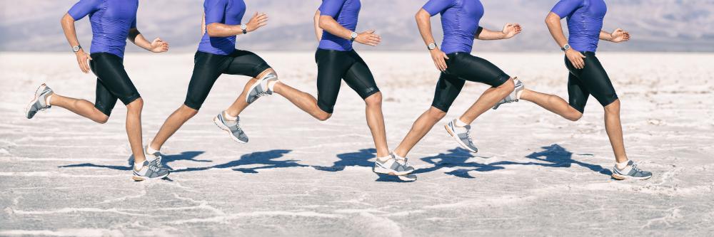 strides help train to run faster