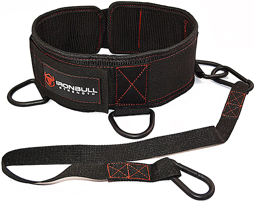 Iron Bull Strength Advanced Dip Belt